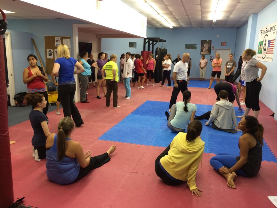 Women Empowerment through Brazilian Jiu-Jitsu